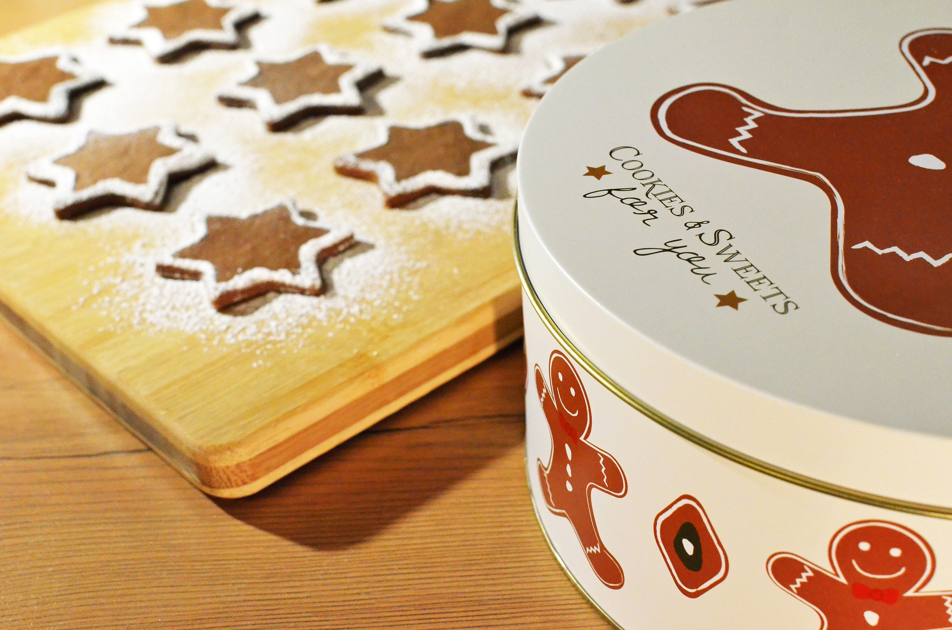 gingerbread for bake sale