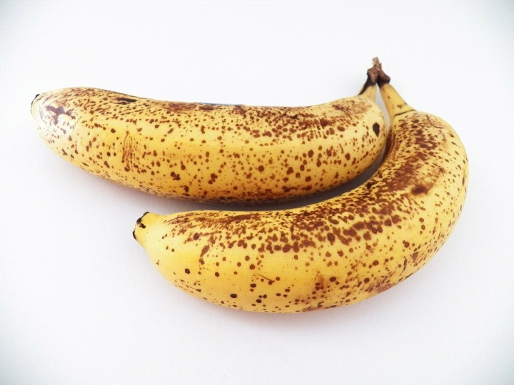 spotty bananas