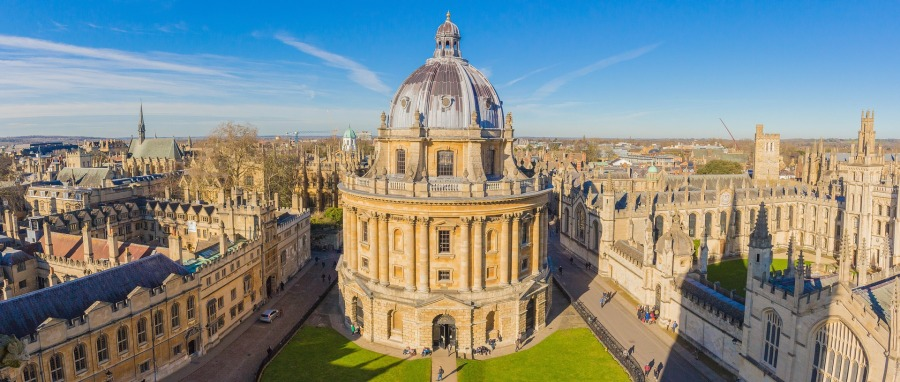 Oxford City Radcliffe Camera