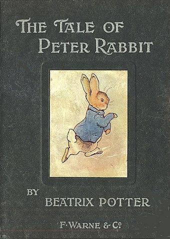 340px-Peter_Rabbit_first_edition_1902a